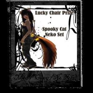 Spooky Cat Neko Set Ad